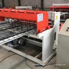 Máquina de soldadura de malla de alambre de construcción de acero
