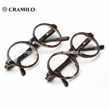 Marco óptico hecho a mano de las lentes del acetato de la venta al por mayor de China
