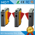 Access Control Subway Optical Flap Turnstiles Gate
