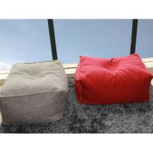 Квадратный закрытый взрослый боб мешок стул навалом