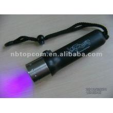 3W linterna UV para el buceo