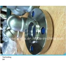 Uns N06625 Inconel ANSI B16.5 Sockel Schweißflansch
