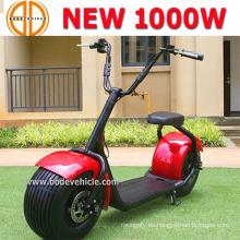Vespa Harley del ciclomotor eléctrica de la rueda grande de Bode 1000W con la batería de litio