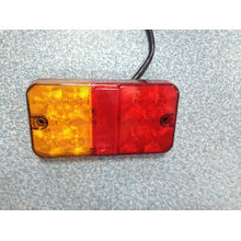 Combinaison arrière et combinaison de camion arrière à LED
