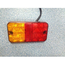 LED Trailer & Truck Rear Combination Tail Lamp