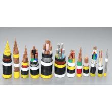 Profesional de fabricación de múltiples núcleos de goma General de funda cable flexible IEC 60245