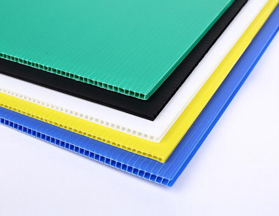 PP Antistatic Hollow Plate