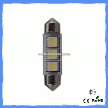 CE&ROHS 36mm 39mm car festoon lights led car bulb