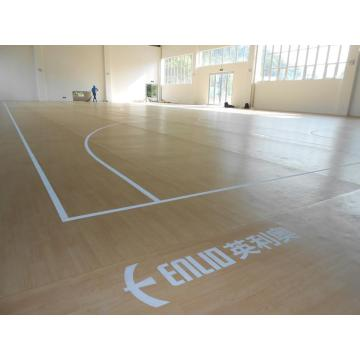 Pavimento indoor da basket antiscivolo