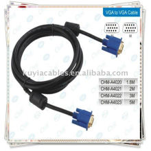 GOLD VGA15PIN Cable SVGA para MONITOR LCD