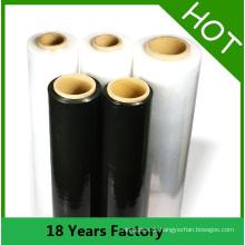PE Shrink Kunststoff Roll Stretchfolie für Kunststoff