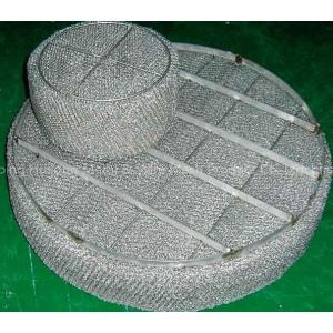 304 Stainless Wire Mesh Demister Pads