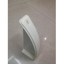 Ausgezeichnete Beige PU Vertikale Schmuck Armband Display Stand (BT-009)