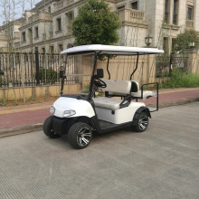 Best quality and factory for 2+2 Seaters Electric Golf Carts cheap ez go golf cart for sale with good price export to Qatar Manufacturers