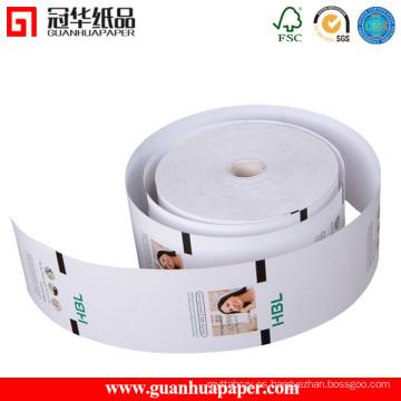 Rollos de papel offset de 76 mm para máquinas POS