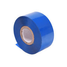 FC1 type 25mm*100M Fineray black hot stamping foil tape / hot coding foil / hot foil ribbon for dairy,food plastic package