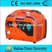 Горячая распродажа портативный генератор 2кВт инвертор с CE и ISO утвержденный