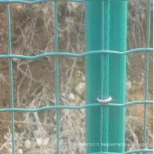 Usine de maille galvanisée en PVC galvanisé