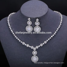 promotional items organizer luxury jewelry silver plated jewelry sets african beaded jewelry fashion accessories stock