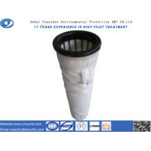 Nichtgewebter Polyester-Staub-Kollektor-Filtertüte für Wasserkraftwerk