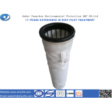 Nonwoven Polyester Dust Collector Filter Bag for Hydroelectric Power Plant