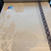 Tissu de rideau jacquard occultant en polyester de largeur 280 cm