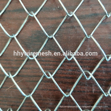 ISO High quality pvc coated chain link wire mesh