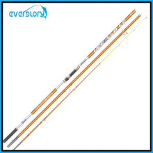 High Quality Grade Surf Cast Rod com superfície de pintura espelho e Cr Guide