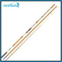 High Quality Grade Surf Cast Rod com superfície de pintura espelho e Cr Guide