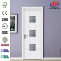 JHK-G17 Fiberglass Glass Panels Inserts Shed Hanging Doors