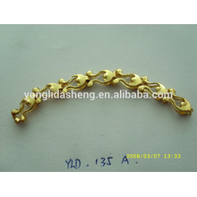 Ligh gold metal link Chains for Bag accessory