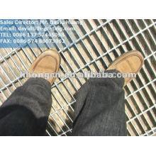 steel floor grid, walkway steel grid