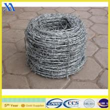 Fil barbelé galvanisé électrique (XA-BW013)