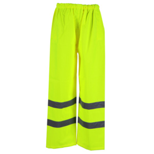 EN20471 waterproof reflective safety trousers