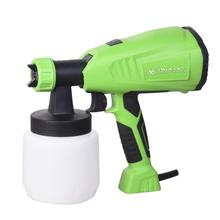 China Supplier for Foam Spray Gun 500W Electric HLVP Paint Sprayer export to South Korea Manufacturer