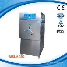 MSLAA02W Autoclave de presión automática de vapor de acero inoxidable vertical