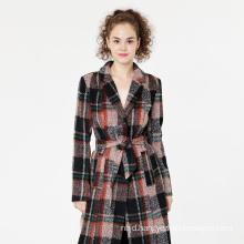 Fashion Winter Loose Retro Women Overcoat
