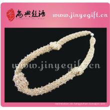 Einzigartige Design-Körper-Kettengeschirr-Halskette