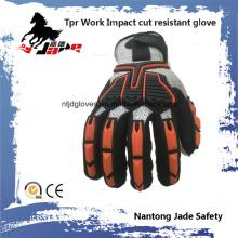 TPR Work Cut Resistant Imapct Glove