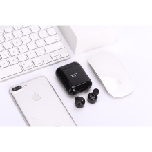 Earphones With Magnetic Charging Case