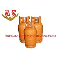 Cylindre de gaz LPG et réservoir de gaz en acier (12.5kg)