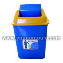 Plastic Injection Garbage Bin Mould