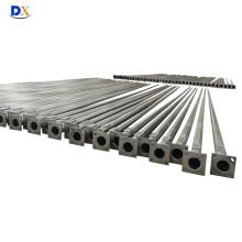 8m Hot Deep Galvanized Octagonal Steel Pole