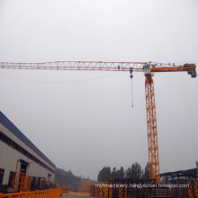 8t Tower Crane with 55m Boom for Sale