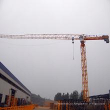 Guindaste de torre 8t com o crescimento de 55m para a venda