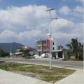 Luz de rua solar do diodo emissor de luz do preço de fábrica 8m 60W