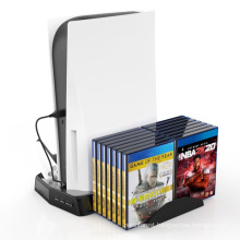 PS5 Console Controller Skin Charging Station Dock Charger Case Cover Docking Hack Plate Video Game Accessories