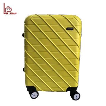 Neues Design Gepäck Set Trolley Kabine abs pc Reisegepäck