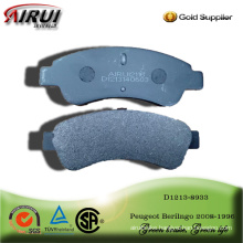 BRAKE PAD FOR Peugeot Berilngo 2008-1996