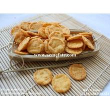Bom gosto Fried Rice Cracker, biscoito de arroz quente